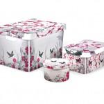dekoratif saklama kutulari