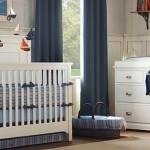 denizci temali erkek bebek odasi