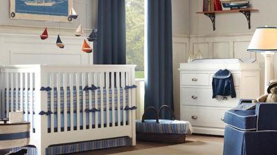 Erkek Bebek Odaları İçin Dekorasyon Önerileri