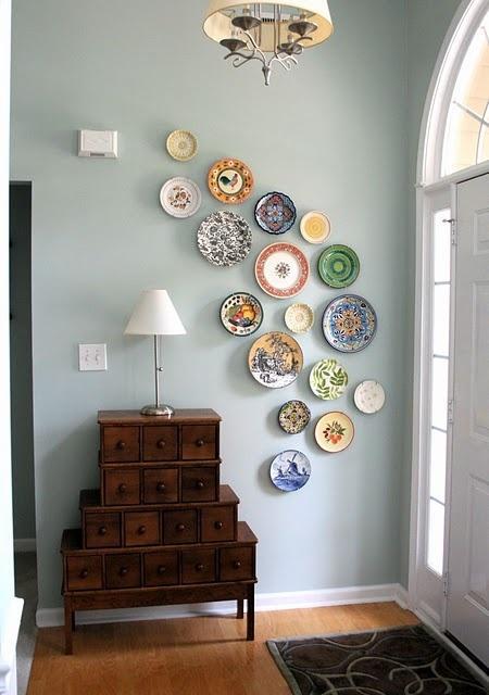 evinizde etkileyici kose dekorasyonlari