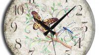 2015 Frank Ray Dekoratif Duvar Saati Modelleri