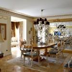 gosterisli salon dekorasyon modeli