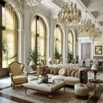 gosterisli salon dekorasyonu