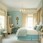 huzurlu yatak odasi dekorasyonu