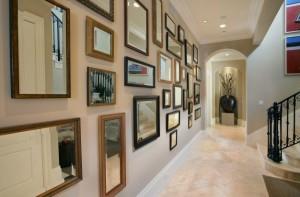Koridor Duvar Dekorasyonu
