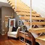merdiven alti dekorasyon