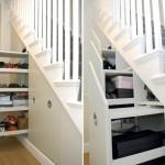 merdiven alti dolaplar