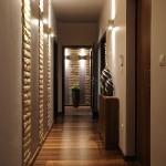Modern Koridor Dekorasyonu