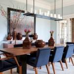 modern yemek odasi dekorasyonu