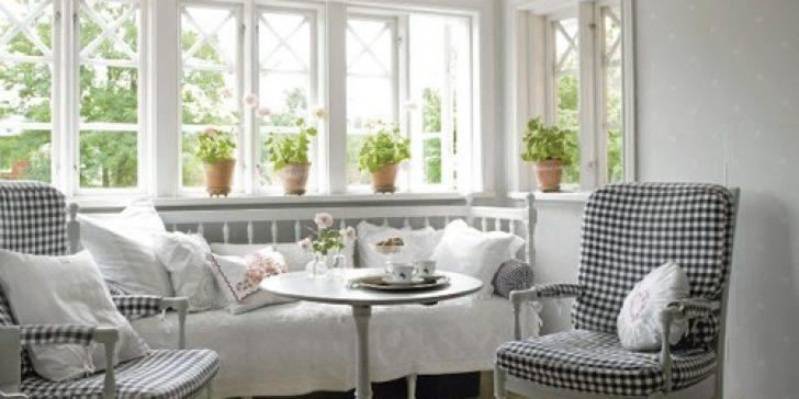 Mutfaklarda Keyif Veren Dinlenme Köşeleri