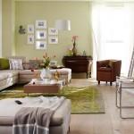 oturma odasi dekorasyon modeli