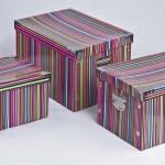 renkli dekoratif kutular
