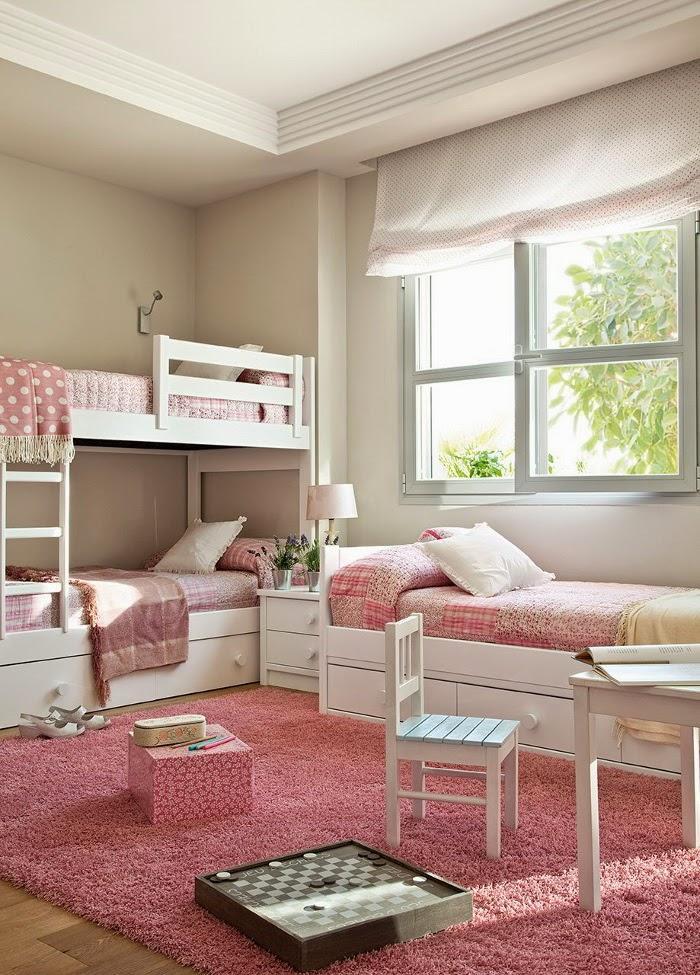 Karde odalar in 11 g zel dekorasyon modeli dekorstyle - Pinturas para habitaciones juveniles ...