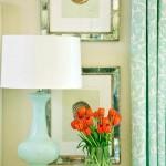 yaz renkli dekoratif salon koseleri