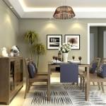 yemek odasi dekorasyonu