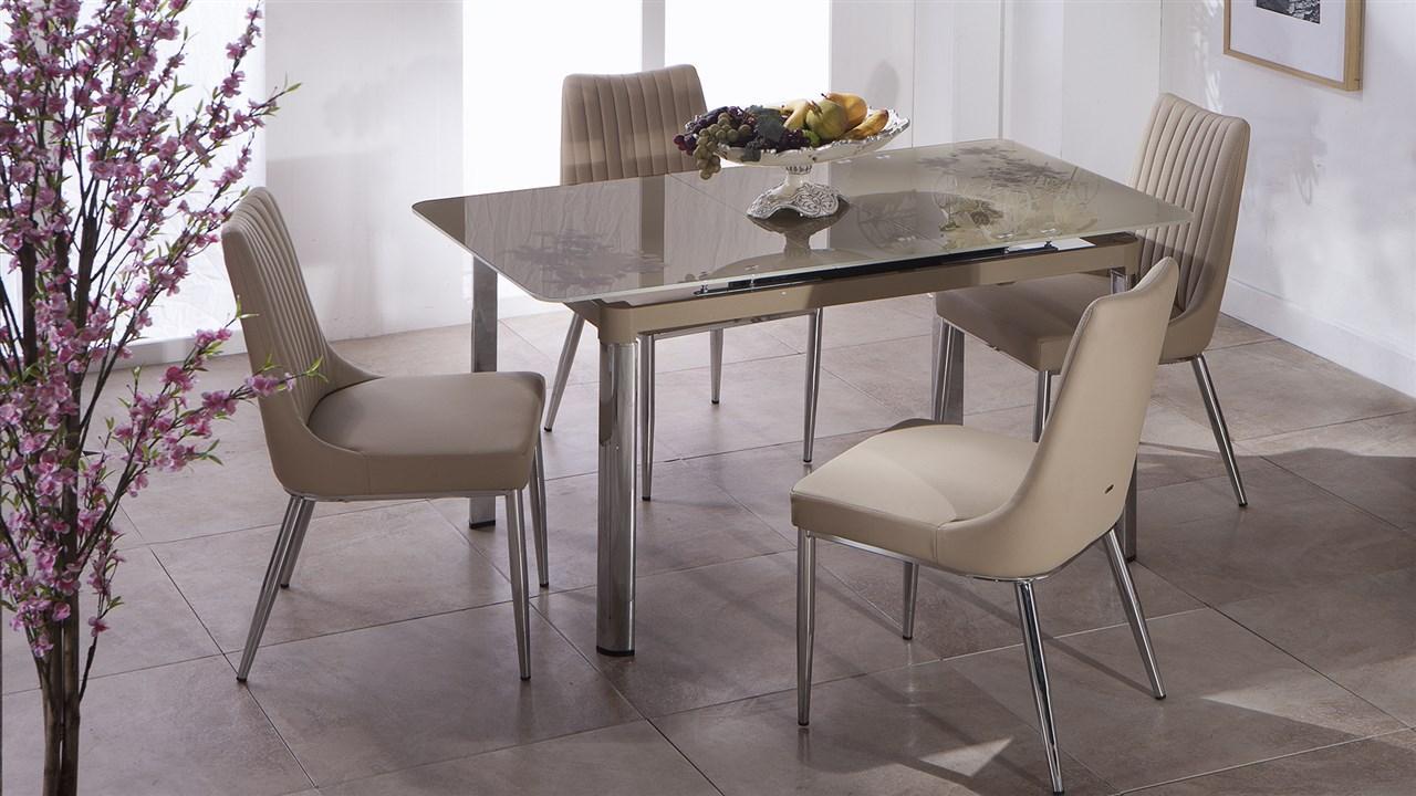 Yeni trend bellona mutfak masası