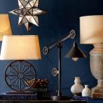 yeni trend dekoratif abajurlar