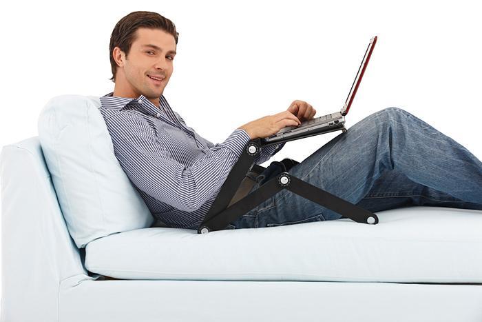 yeni trend laptop sehpalari