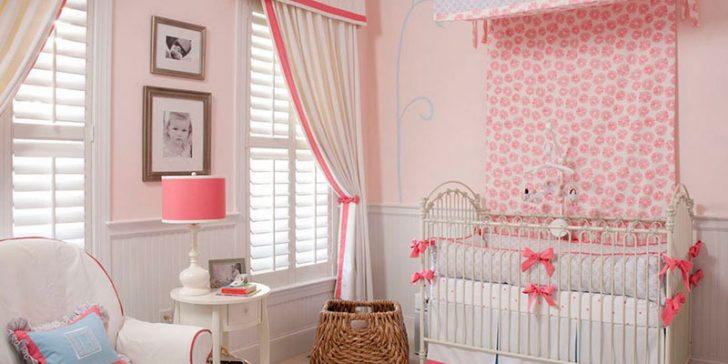 En Güzel Kız Bebek Odası Dekorasyon Önerileri