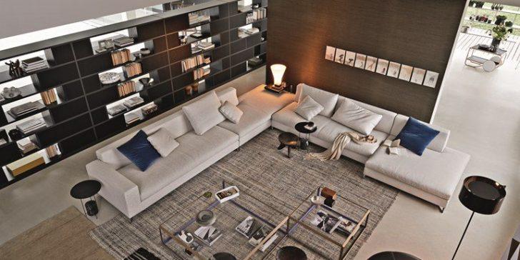 Salon Dekorasyonu İçin Modern Ve Etkileyici Öneriler