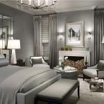 2015 trendi lüks yatak odasi dekorasyonu