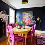 dekorasyonda canlı renkler