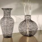 dekoratif modern vazo modelleri