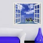 dekoratif pencere tablolar
