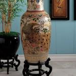 dekoratif seramik vazo