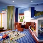 deniz temali cocuk odasi dekorasyonu