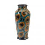 desenli dekoratif vazo