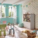 eglenceli cocuk odasi dekorasyon modeli