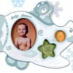 erkek bebek resim cercevesi
