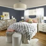 Etkileyici Yatak Odası Dekorasyonları