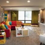 ev dekorasyonunda renkler