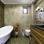 gosterisli banyo dekorasyonlari