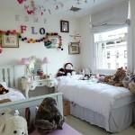ikili cocuk odasi dekorasyonu