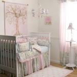 kiz bebek odasi dekorasyon fikirleri