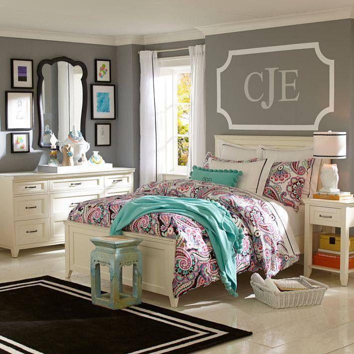 kiz odasi dekorasyon