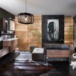 konforlu banyo dekorasyonlari