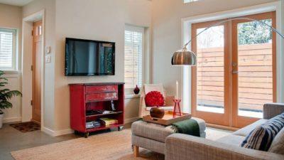 Küçük Salonlar İçin Dekorasyon Önerileri