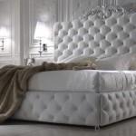 lüks beyaz yatak odasi dekorasyonu