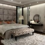 lüks ve gosterisli yatak odalari