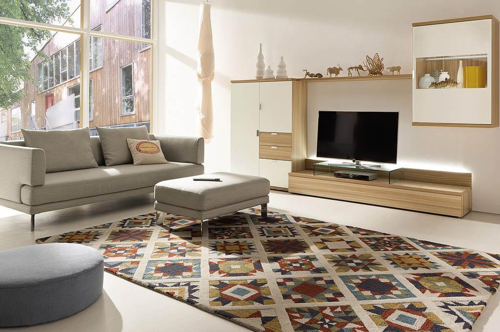 modern oturma odasi dekorasyonu