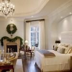 muhtesem yatak odasi dekorasyonlari