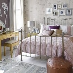 pastel renkli yatak odasi dekorasyonu
