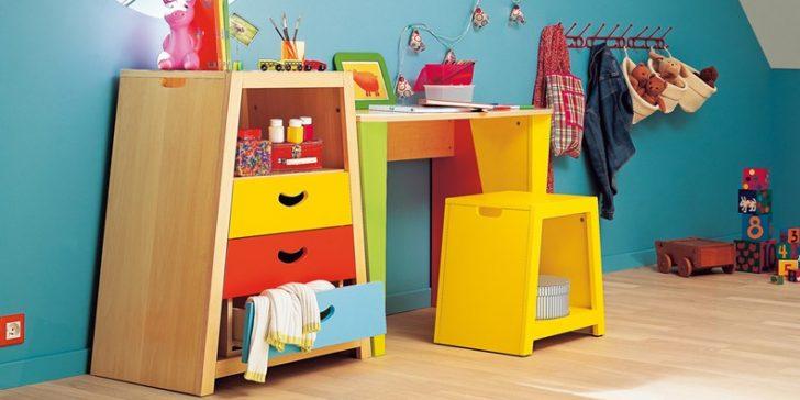 Çocuk Odaları İçin Renkli Mobilya Modelleri 2015