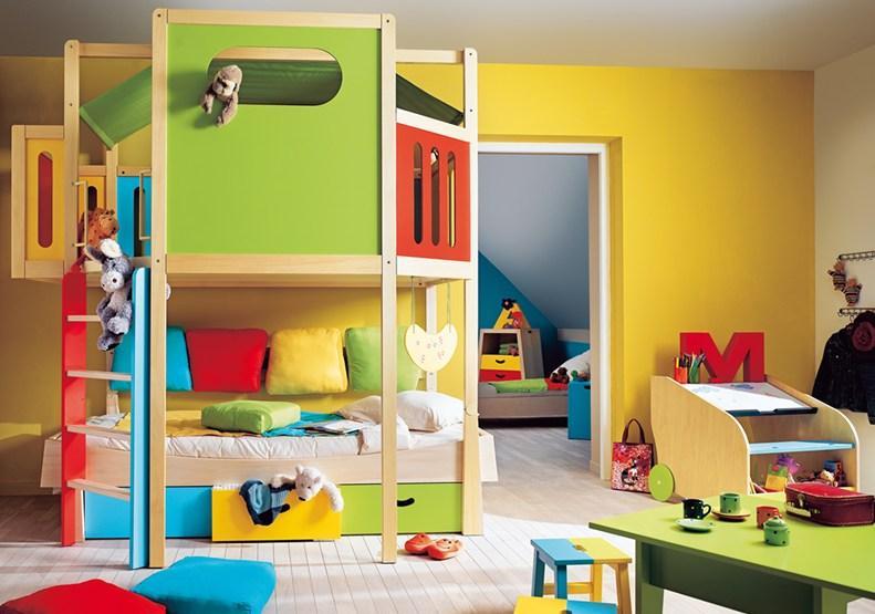 Rengarenk Cocuk Odalari