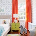 rengarenk cocuk odasi dekorasyonlari