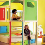renkli cocuk mobilyalari